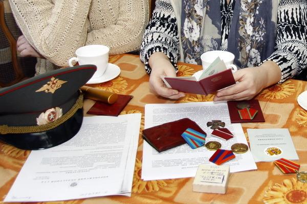 Пенсии вдовам военных пенсионеров в 2019 году